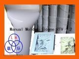 RTV 2 Silicone Rubber Gypsum Column Moulds Making