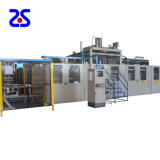 Zs-1813 Auto Computerized Double Sheet Vacuum Forming Machine