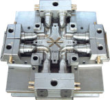 Plastic Injection Mold (90 Deg Tee)