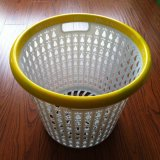 Large Yellow Storage Basket Mould (J400155)