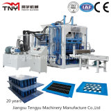 with PLC System Qt10-15 Full Automatic Cement Brick Making Machine/Fly Ash Brick Making Machine