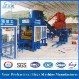 Hydraulic Vibration Cement Block Machine Low Price High Yield