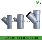 Plastic Water Pipe Fitting Mould