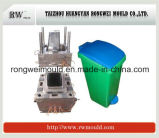 Injection Mould for Household Plastic Dustbin with Pedal