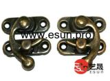 Precious Furniture Metal Structure Chair Arm Parts (DC017)
