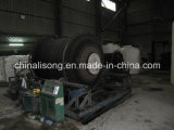 Rolling Rotomolding Machine for Making Samll Water Tanks