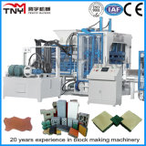 Qt10-15 Hydraulic Automatic Concrete Interlock Brick Machine