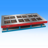 High Quality 200*300-12cavity Wall Tie Ceramic Mould