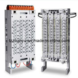 48cavity Pet Preform Mould, Hot Runner Pneumatic Valve Gate Type (48CAV)