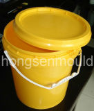 Plastic Injection Water Bucket Mould (16L)