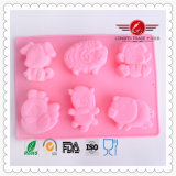 Lovely Hedgehog Silicone Cake Mould