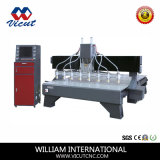 CNC Router CNC Machine Wood Machine Engraving Machine Carving Machine (VCT-2125W-8H)