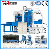 Fully Automatic New Cement Block Making Machine Qt10-15