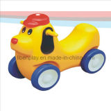 Rocking Horse With Wheels (LE-YM005)