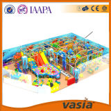Attractive Amusement Sea Theme Indoor Playground