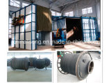 2 Arm Rotational Moulding Machine Water Tank Steel Rotomolded Mould