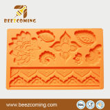 Silicone Fondant Cake Decorating Mould