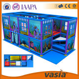 Tiny House, Rubber Tiles Indoor Playground