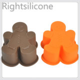 Snowman Silicone Baking Moulds /Silicone Cake Mold