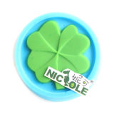 R1373 Natural Handmade Round Silicone Soap Mold