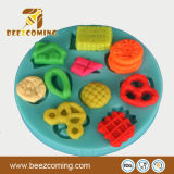 Christmas 3D Various Shapes Sweetie &Fondant Mould (FS-036)