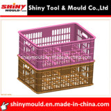 Plastic Turnover Box Mould & Crate Mould