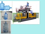 Automatic PC 5 Gallon Bottles 2 Stations Blowing Mold Machine (HT-90)