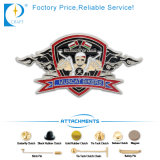 2015 High Quality Custom Big Metal Lapel Badge for Gift
