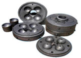 Handmade Grinding Media Steel Ball Casting Mould (dia20mm-150mm)