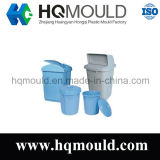 Plastic Injection Mould for Household Dustbin