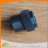 Professional Custom Inclusion Threaded Portion of High Quality Automotive Plastic Parts and Screw Black Part of The Mould