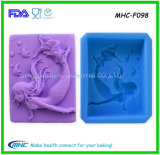 Best Quality Mermaid Style Handmade Silicone Mold